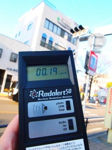 Image of Radiation Monitor in Japan by raneko on flickr