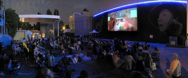 outdoor fremont film-pic by striatic