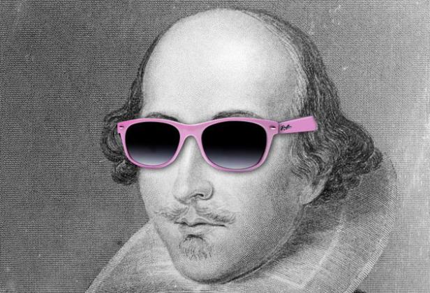 shakespeare shades