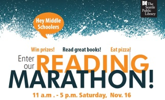 Reading Marathon Flier