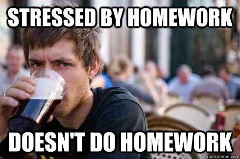 stressedbyhomework