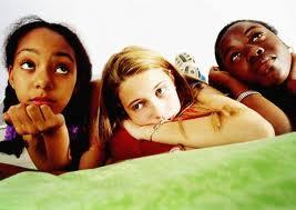 bored teens