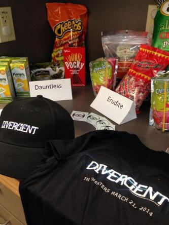 Divergent-at-SWT