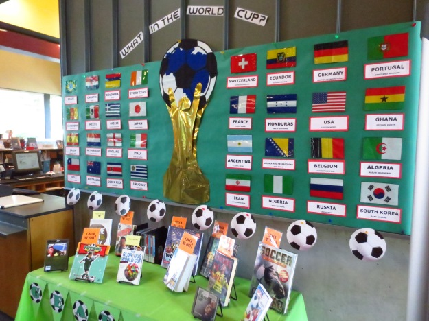 World Cup Display