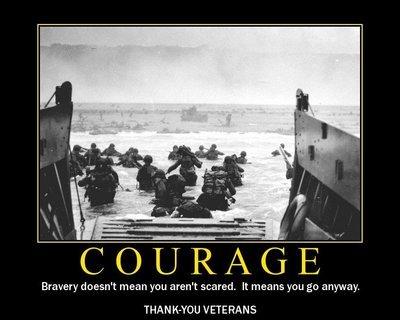 veterans courage