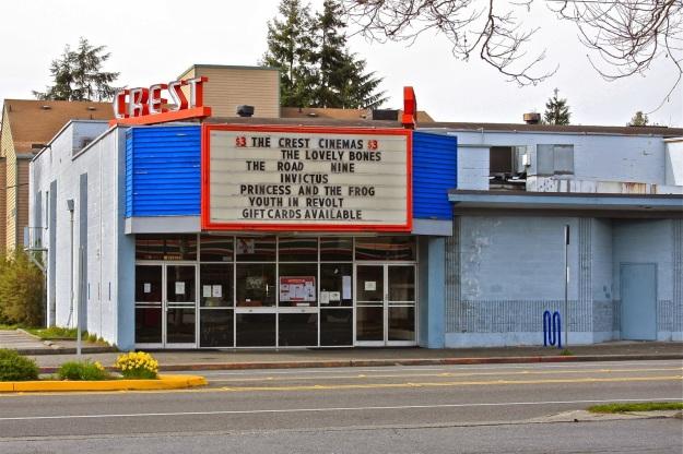 Crest Theater SHR
